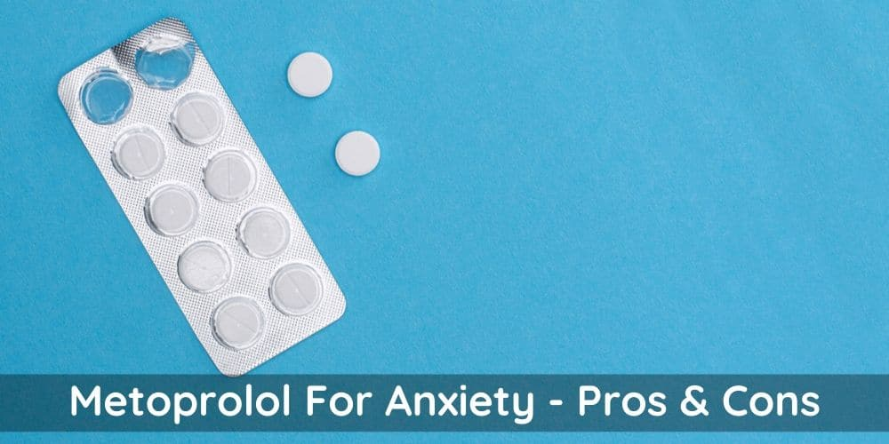 Metoprolol / Lopressor for performance anxiety and stage fright