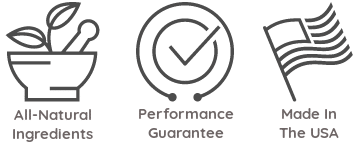 PerformZen is made with all-natural ingredients, comes with a performance guarantee and is made in the USA