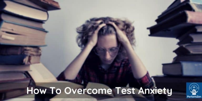 Test Anxiety Tips for overcoming exam nerves & stress