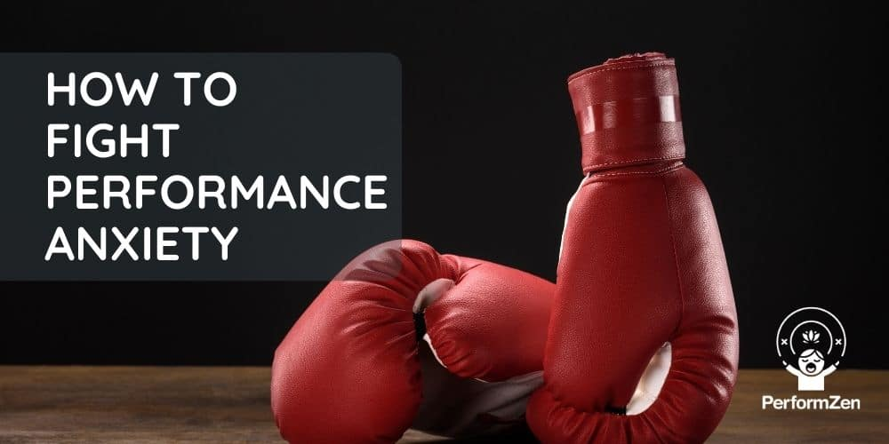 Ultimate guide to fighting performance anxiety for musicians, singers, actors, athletes & public speakers
