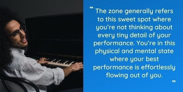 Getting in the zone with PerformZen